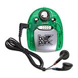 Translucent FM Radio Scanner