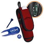 Golf Ball Caddy w/Accessories
