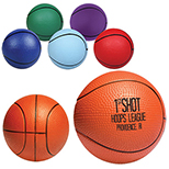 Basketball Stress Toy