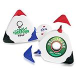 Golf Ball Marking Pen w/ 3 Colors