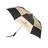 Large Vented Folding Golf Umbrella
