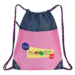 Kid's Drawstring Backpack