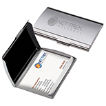 Flip Top Business Card Case