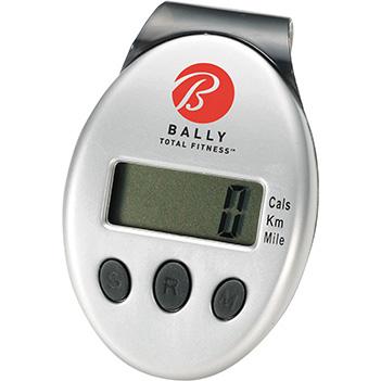 Clip-N-Go Pedometer & Calorie Counter