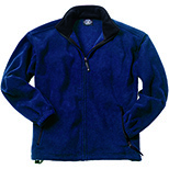 Voyager Men's Fleece Jacket by Charles River