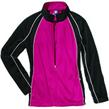 Women's Olympian Jacket by Charles River
