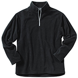 Freeport Microfleece Pullover by Charles River