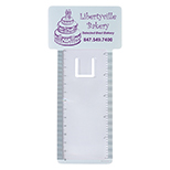 Bookmark Magnifier & Ruler