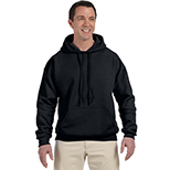 9.3 oz Hooded Sweatshirt - Colors by Gildan