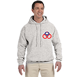 9.3 oz Hooded Sweatshirt - Neutral/Heathers by Gildan