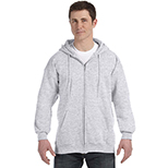 Men's Full-Zip Hoodie by Hanes