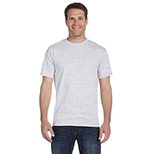 Hanes 5.5 oz. 100% Cotton Tee - Colors