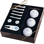 Golfer's Essentials Gift  Set
