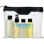 Air Travel Safe Carry On Toiletry Kit