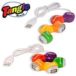 Tangle® USB 4 Port Hub