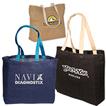 Eco-Friendly Jute Tote -