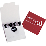 Matchbook Tee & Ball Marker Set