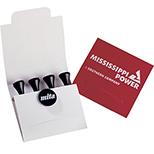 Matchbook Tee & Ball Marker Set
