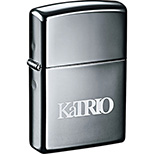 Zippo Windproof Lighter Black Ice