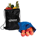Insulated Drawstring Cooler Backpack