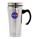 Double Wall Stainless Travel Mug - 16 oz.