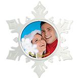 Snow Flake Ornament 3