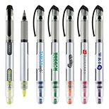 Slim Combo Pen & Highlighter