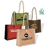 Milan Jute Tote Bag
