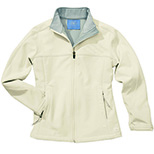 Women's Soft Shell Jacket - Polyester MicroFleece