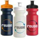 20 oz. Sports Bottle - Recycled / BPA-free