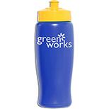 24 oz. Biodegradable Bottle