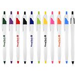 Wave Plastic Pen