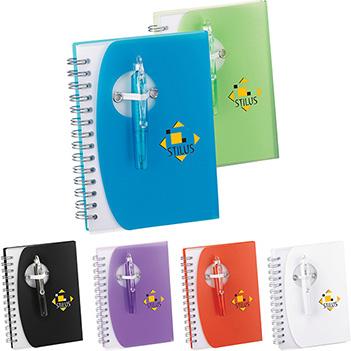 Foley Spiral Notebook