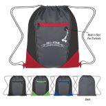 A Step Up Drawstring Backpack