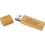 Bamboo USB Flash Drive 4GB