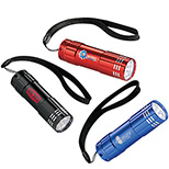 Garrity 9 LED Flashlight