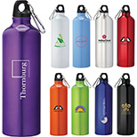 Ocean Carabiner Sports Bottle