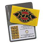 Standard Size Card Holder