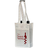 Polytex Wine Bottle Tote (2 Bottles)