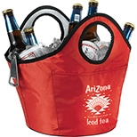 Portable Ice Bucket / Beverage Carrier