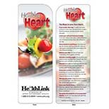 Healthy Heart Bookmark