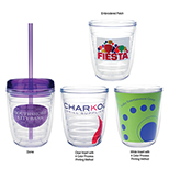12 oz. Tritan Double Wall Tumbler