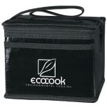 Shiny Laminated Non-Woven Six Pack Insulated Bag