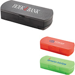 Travel Pill and Bandage Case