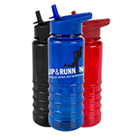 25 oz. Translucent San Fernando Water Bottle