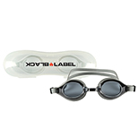 Poise Adult Swim Goggles with Case