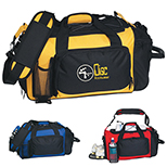 Competitor Sports Duffel Bag