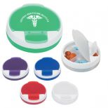 4 Compartment Pill Holder