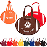 Non-Woven Football Tote