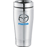 16 oz. Double Wall Stainless Steel Mountain Tumbler